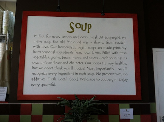 Souper Girl - Washington, DC