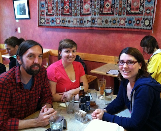 Out to lunch with Wingbean Founders!
