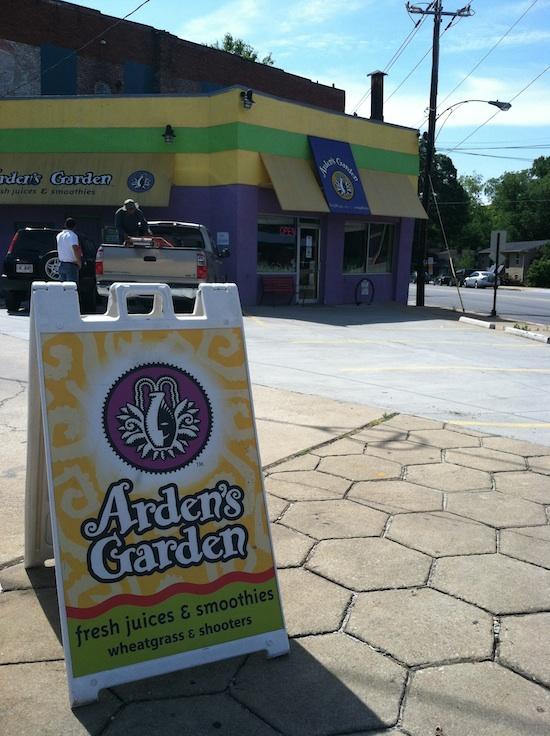 Arden's Garden in Atlanta, GA