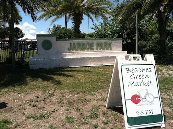 Jarboe Park Farmers' Market - Jacksonville, FL
