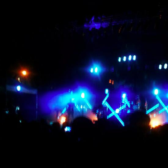 M83 Show at the Masquerade in Atlanta, GA