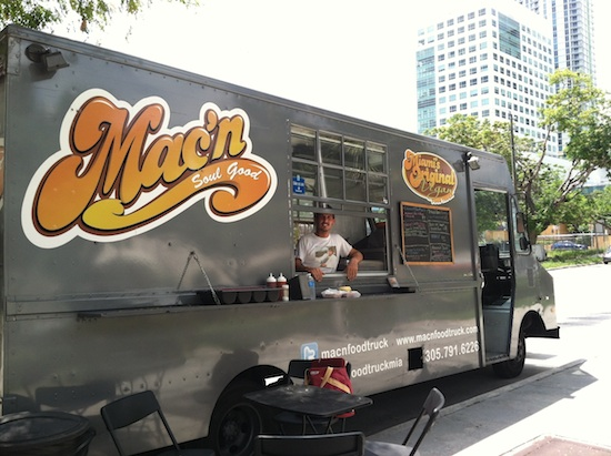 Mac N Food Truck - Miami, FL