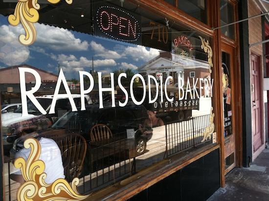 Raphsodic (vegan) Bakery - Orlando, Florida