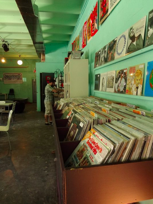 Sweat Records - Miami, FL