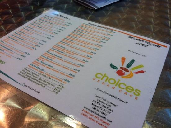 Choices Cafe - Miami, FL