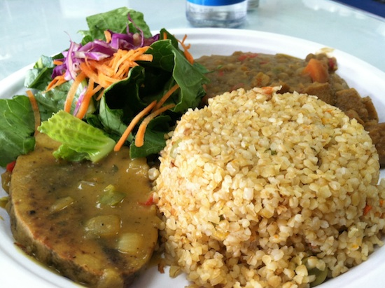 Vegetarian Restaurant by Hakin - North Miami Beach, FL