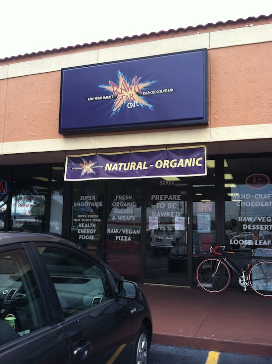 Rawk Star Cafe - Palm Harbor, FL