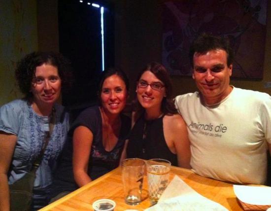 Karen, Cindy, Kristin, & Jeff