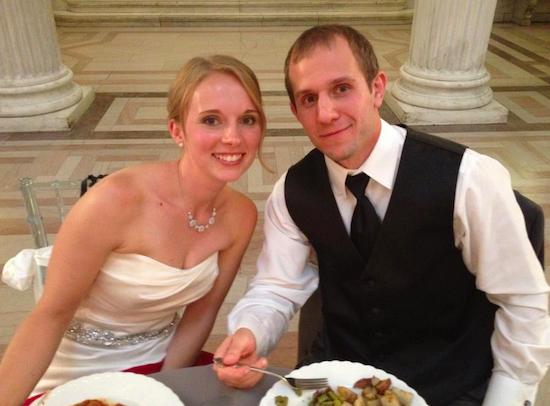 vegan wedding