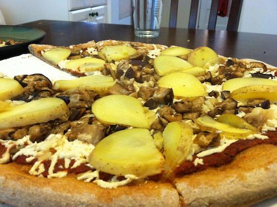 Vegan Pizza Day!