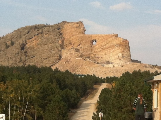 Crazy Horse Memorial - South Dakota