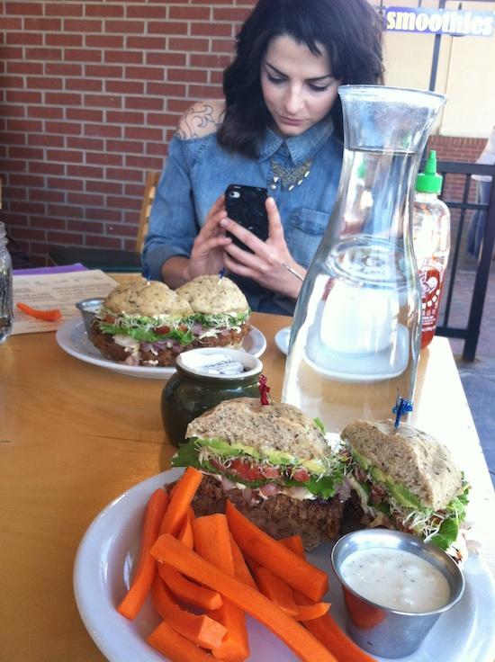 Earth Cafe - Norman, OK