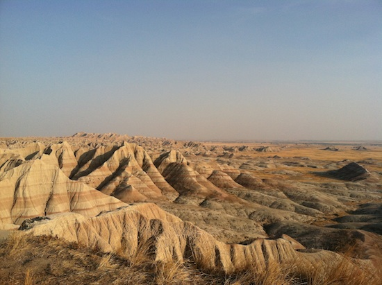 Badlands National Park - Interior, SD