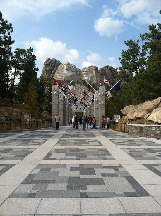 Mount Rushmore - South Dakota