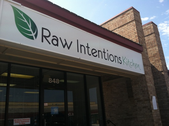 Raw Intentions - Broken Arrow, OK