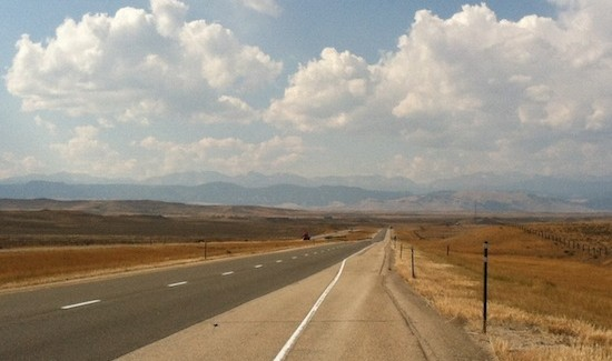 Scenic Drive Through Wyoming + My First Speeding Ticket Of The Road Trip