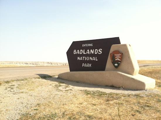 Badlands National Park - Interior, SD
