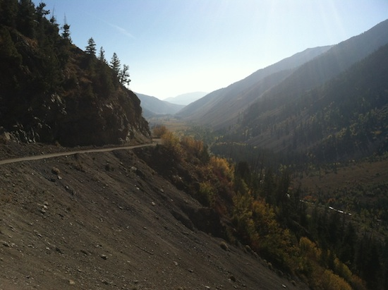 Trail Creek Road - Idaho