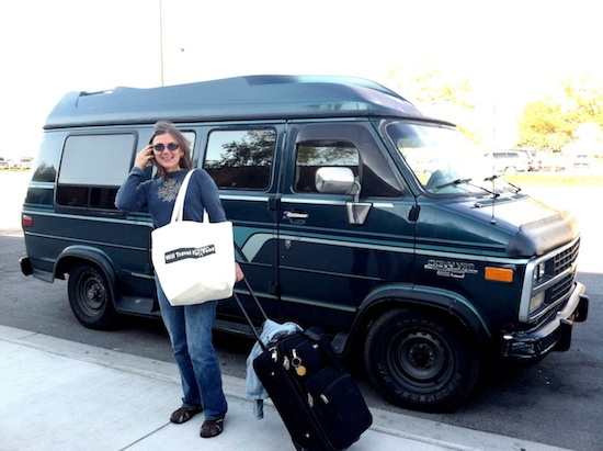 My Mom Joins The Road Trip in Missoula, Montana!