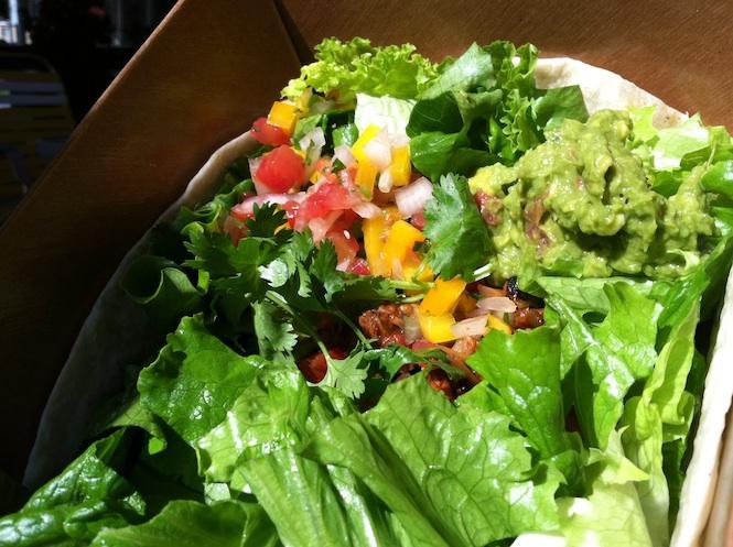 Salt Lake City vegan food