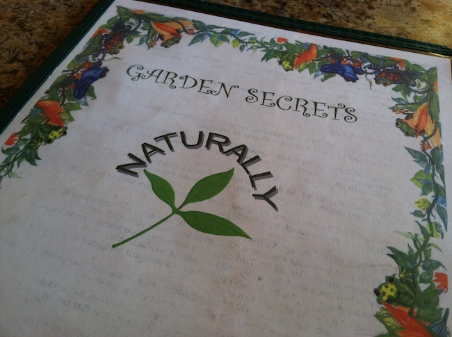 Garden Secrets - vegan restaurant in Decatur, Arkansas
