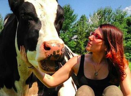 PARTY UPDATE: Woodstock Farm Animal Sanctuary