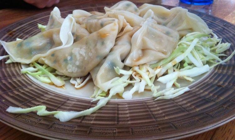 Amitabul Vegan Dumplings