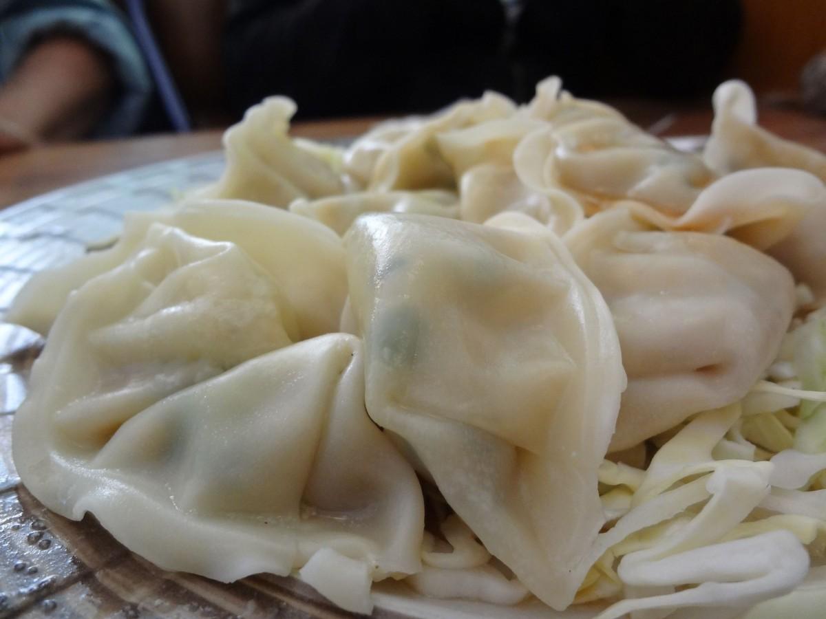Urban Vegan Dumplings