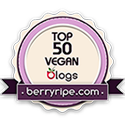 Top 50 Vegan Blogs
