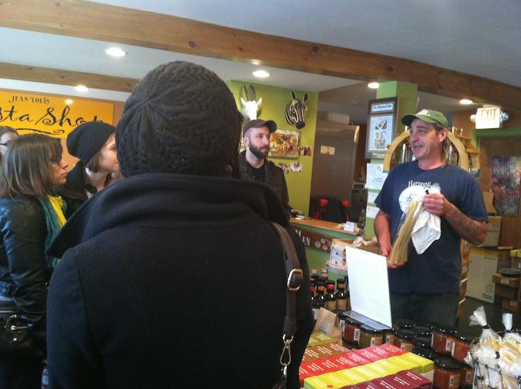 Jean Louis Pasta Shop