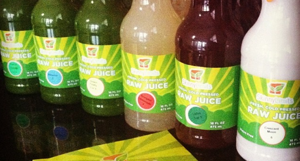 Chew Your Juice … Cleanse