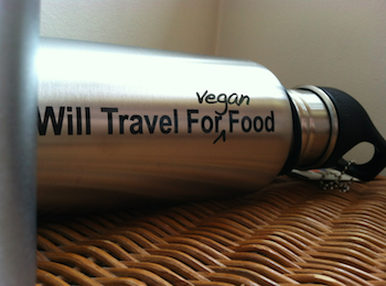 will travel for vegan food canteen