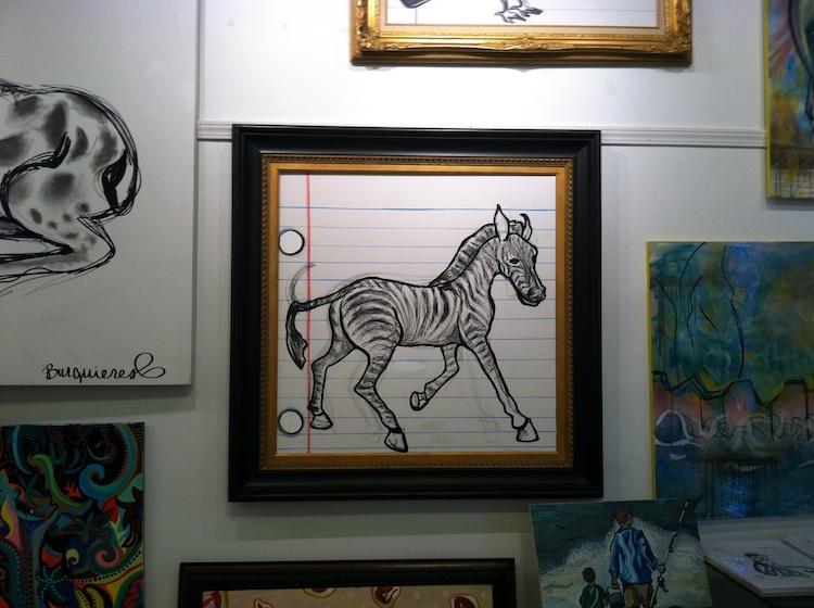 zebraart