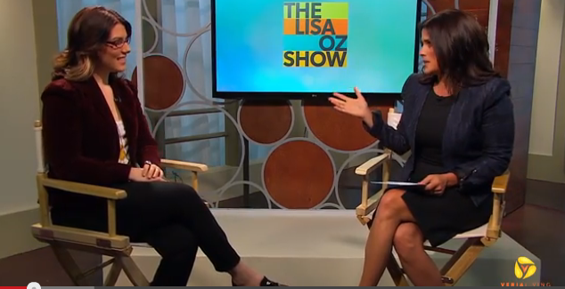 The Lisa Oz Show – First National TV Appearance