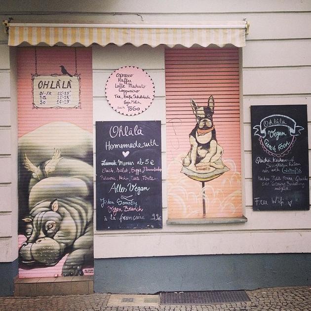 Ohlala Bakery