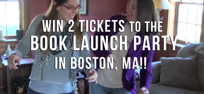 Snag 2 Tickets To The Book Launch Party + Other Goodies
