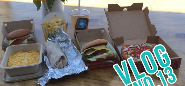 Fast [And Slow] Vegan Food – Vlog No. 13
