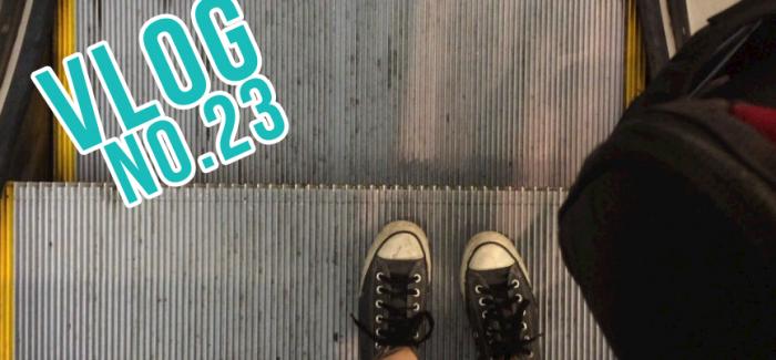 4 Hours of Sleep – Vlog No. 23