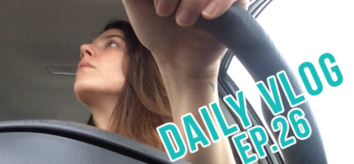 That Cake Batter Tho – DAILY Vlog Ep. 26