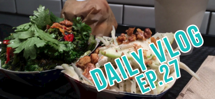 Sugar Addict – DAILY Vlog Ep. 27