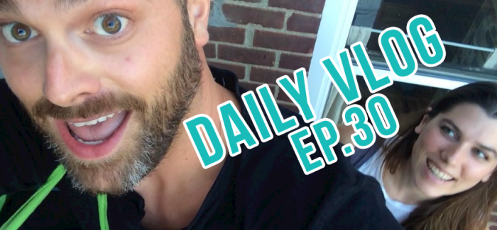 The Vegan Roadie – DAILY Vlog, Ep. 30