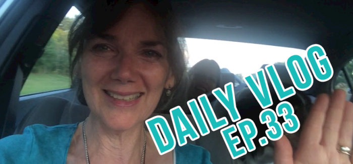 She Stole The Show – DAILY Vlog, Ep. 33