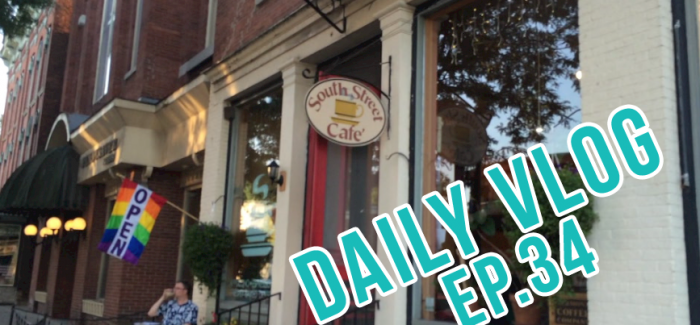 Bordering Vermont – DAILY Vlog, Ep. 34