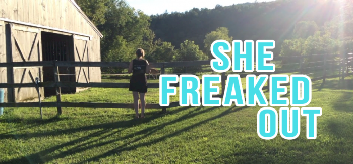 She Freaked Out – DAILY Vlog, Ep. 38