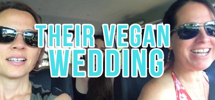 Their Vegan Wedding – DAILY Vlog, Ep. 46