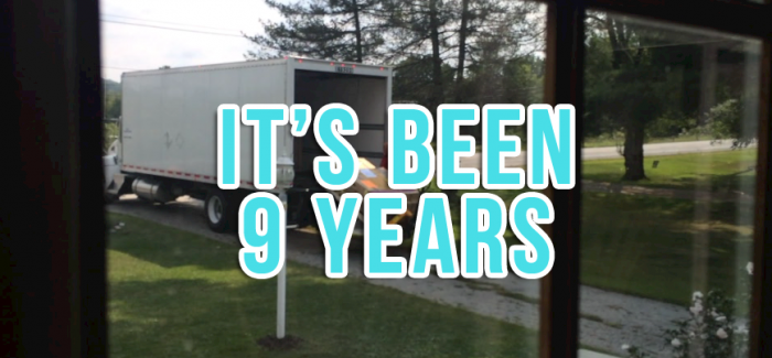 It's Been 9 Years – DAILY Vlog, Ep. 48