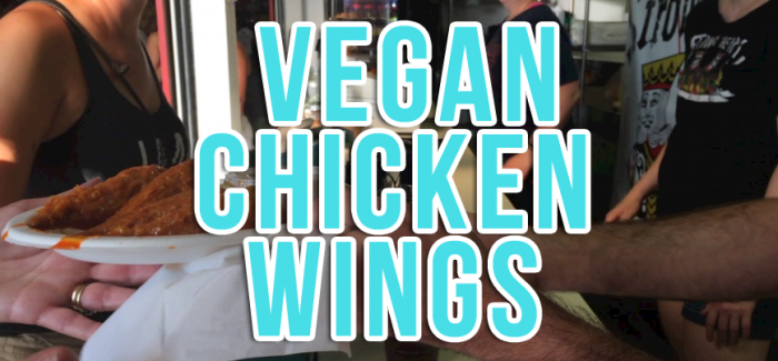 Vegan Chicken Wings – DAILY Vlog, Ep. 52