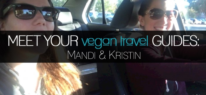 MEET YOUR VEGAN TRAVEL GUIDES – ContestSub1/4