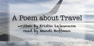 TRAVEL – a poem