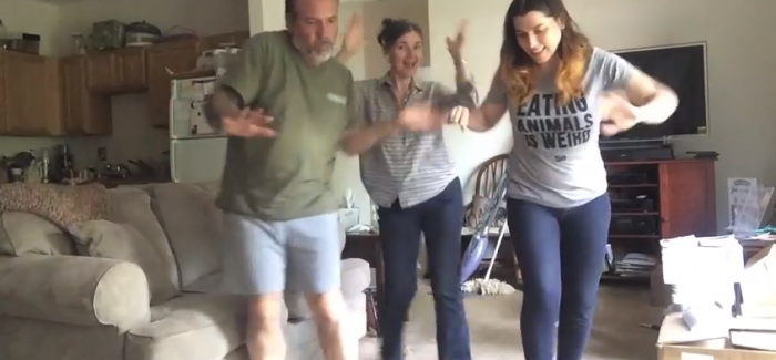 PARENTAL DANCE PARTY — Vlog, Ep. 119
